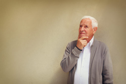 Older man wondering what IOL he should have